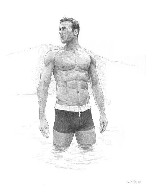 Category Male  >> Male Art Muscle Art